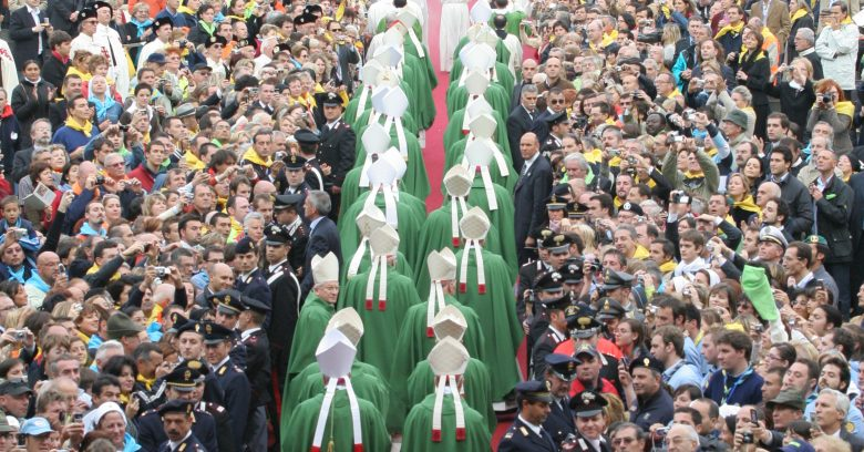 Visita pastorale Benedetto XVI - 2007