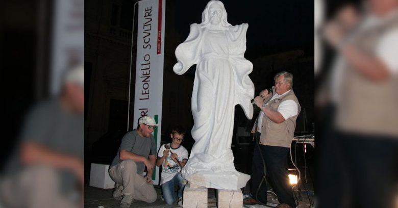 """Fuori Fiera """"Il suono della pietra"""" Verona - settembre 2012"""